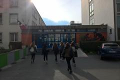 À l'école